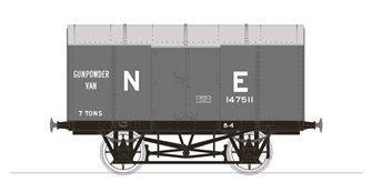 Gunpowder Van - LNER No.147511 (RCH Pattern)