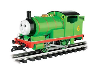 'G' Gauge Percy the Small Engine (with moving eyes!)