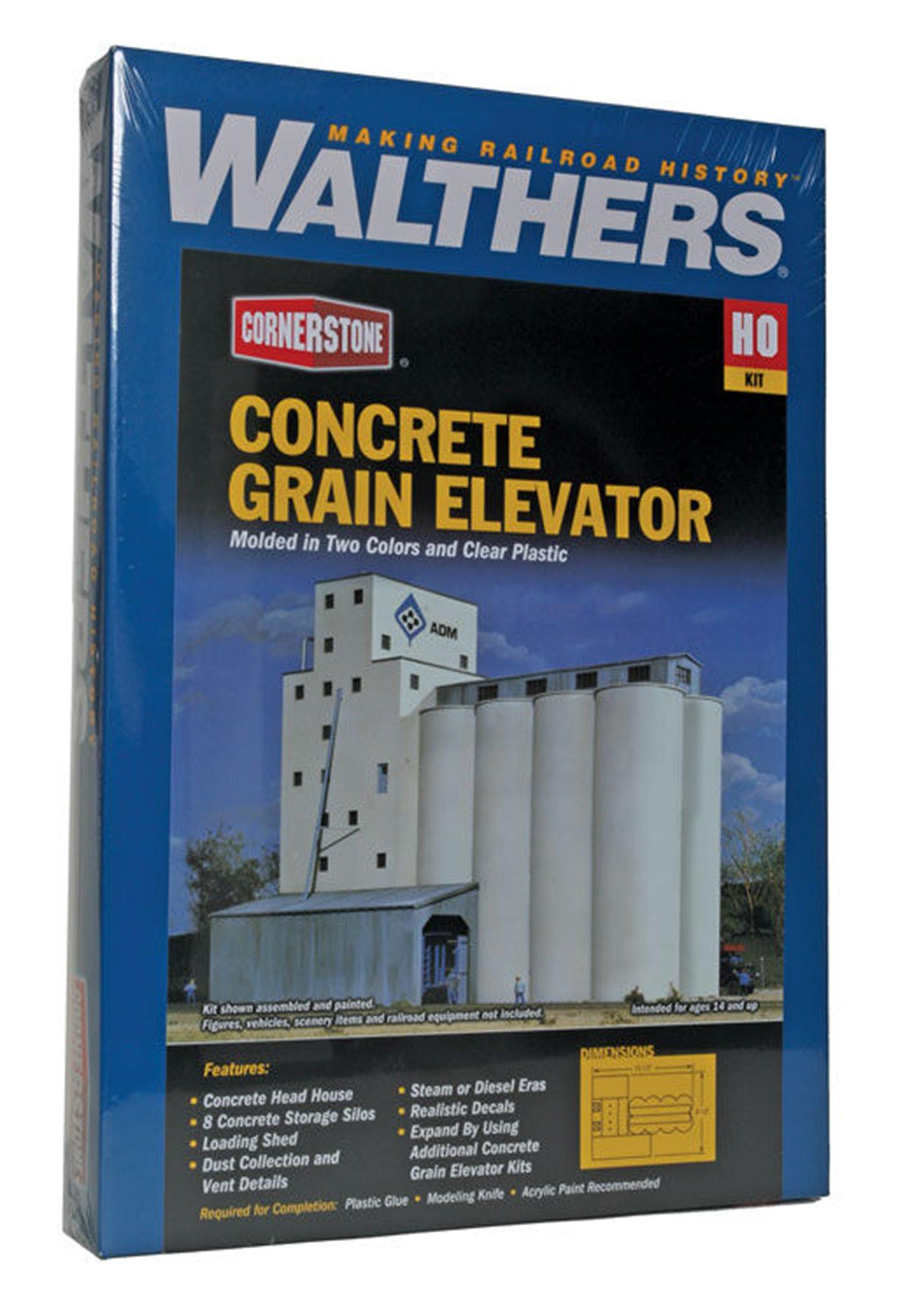 ADM Concrete Grain Elevator Kit