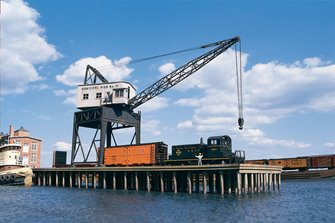 Pier And Travelling Crane Kit