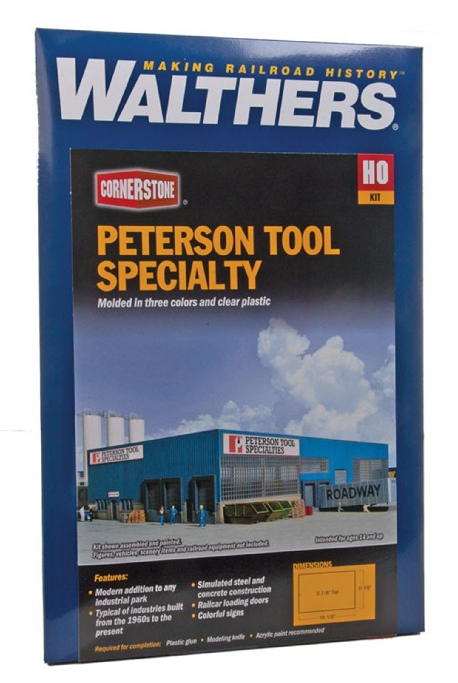 Peterson Tool Specialities Kit