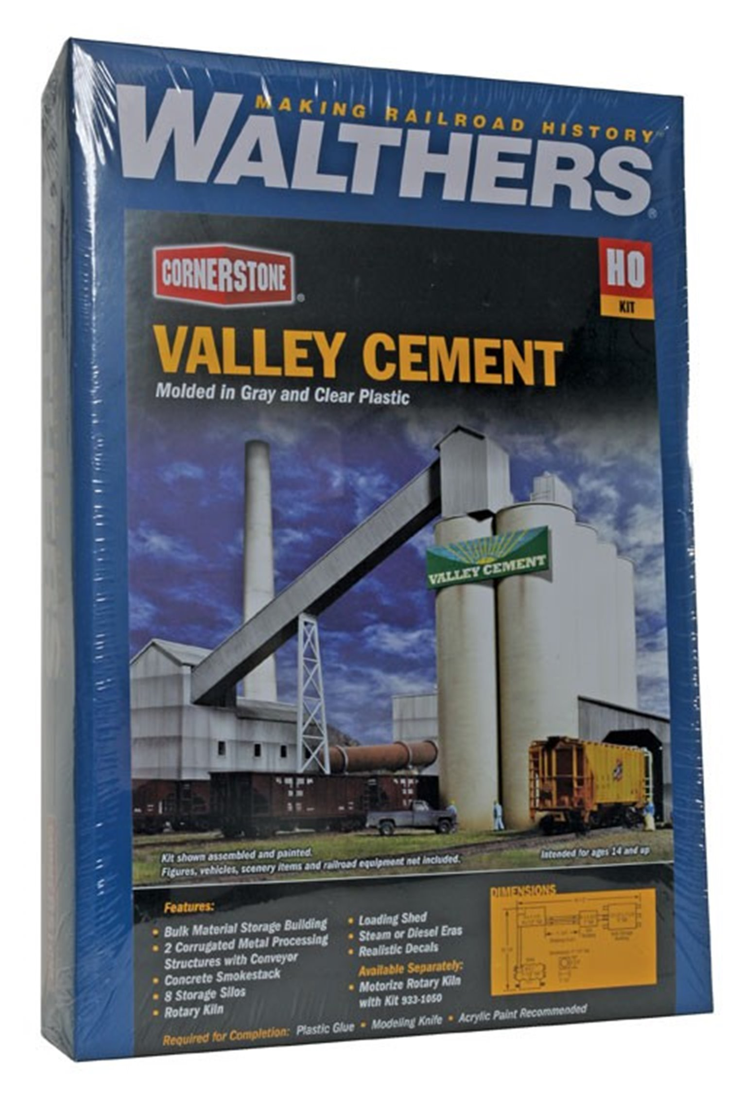 Valley Cement Plant Kit