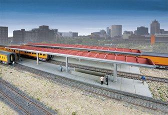 Station Platforms (2) Kit
