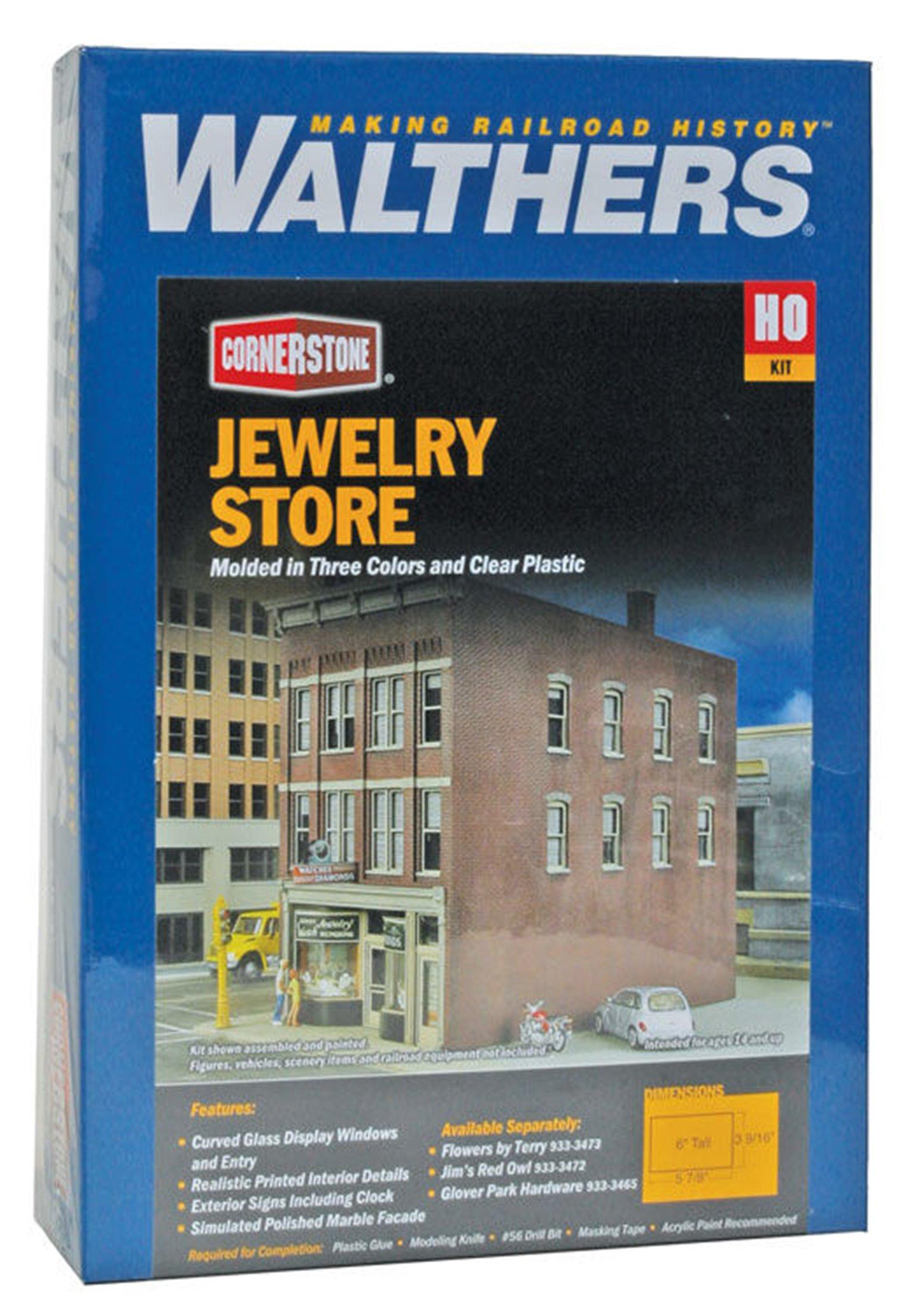 Jewelery Store Kit