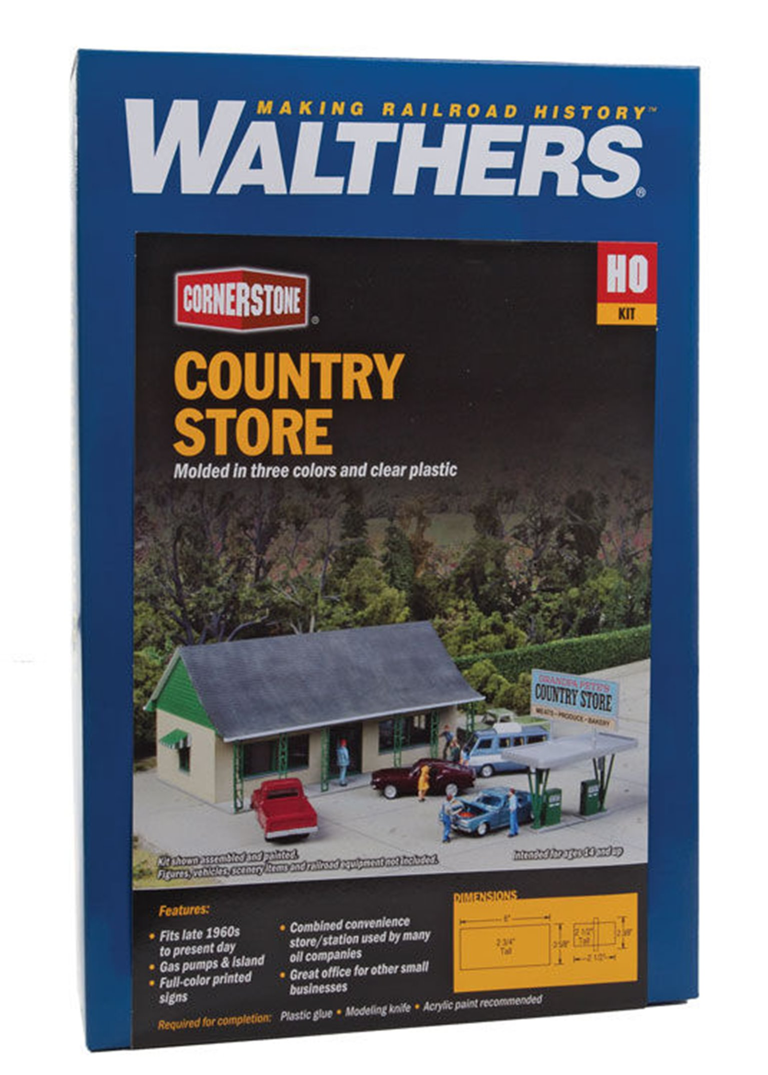 Country Store Kit