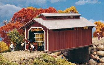 Willow Glen Covered Bridge Kit