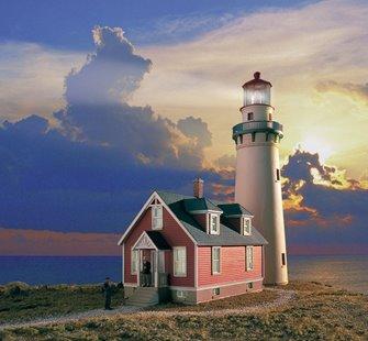 Rocky Point Lighthouse Kit