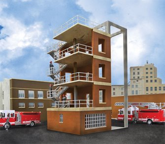 Fire Department Drill Tower Kit