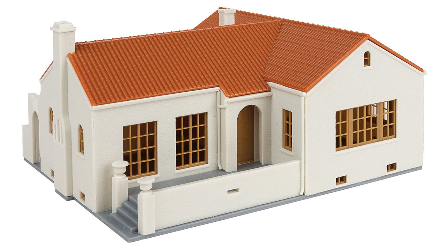 Mission Style Bungalow House Kit