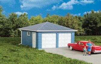 Two Car Garage Kit