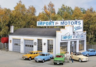 Import Motors Kit