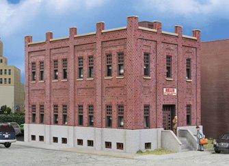 Brick Office Building Kit