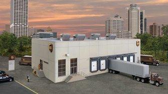 UPS Hub With Customer Centre Kit