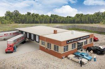 Cross-Dock Truck Facility Kit