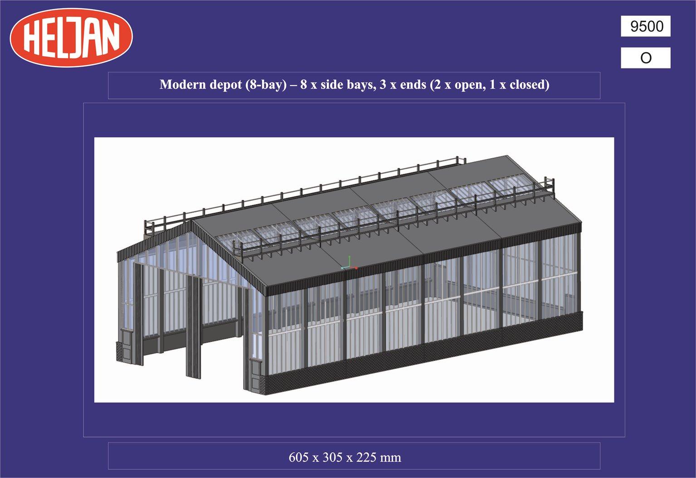 Modern Depot Kit