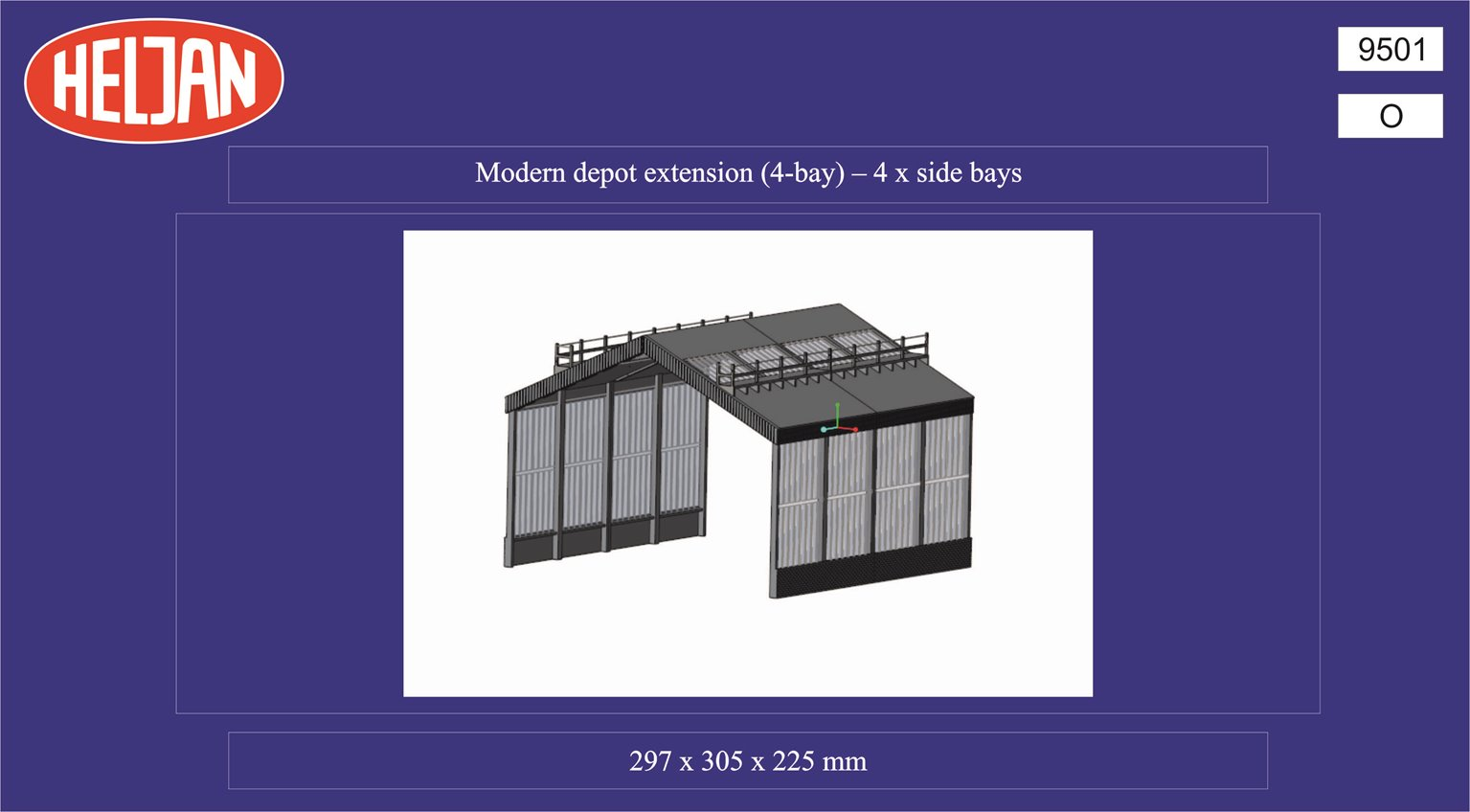 Modern Depot Add-on Extension