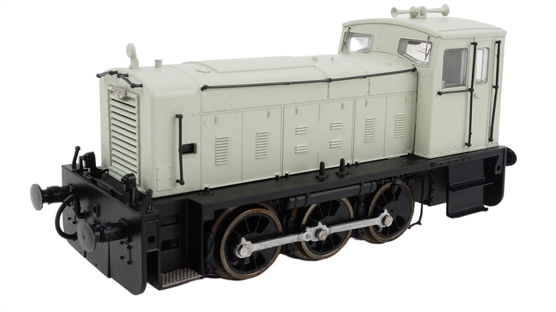 Ruston 165 0-6-0 diesel shunter 45 in NCB dark green
