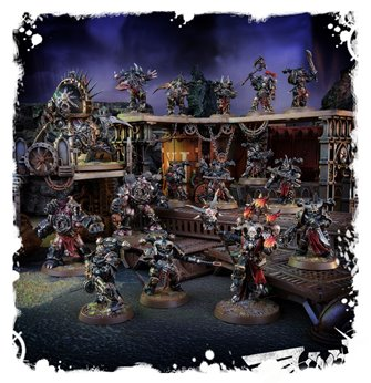 Warhammer 40,000 Start Collecting! Chaos Space Marines