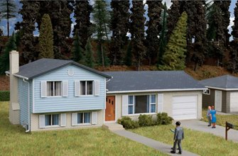 Split Level House Kit
