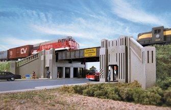 Art Deco Highway Underpass Kit