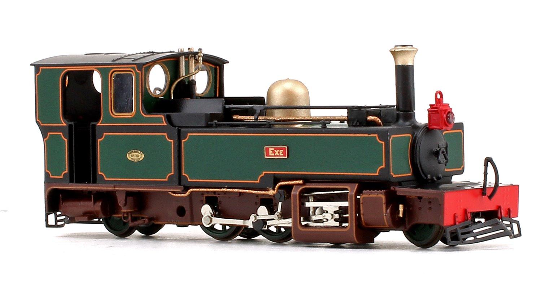 Lynton & Barnstaple 'EXE' 2-6-2 Tank Locomotive No.1362