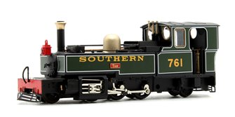Lynton & Barnstaple 'Taw' Southern Green Locomotive No.761