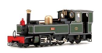 Lynton & Barnstaple E760 'EXE' in intermediate (1927-9) SOUTHERN livery