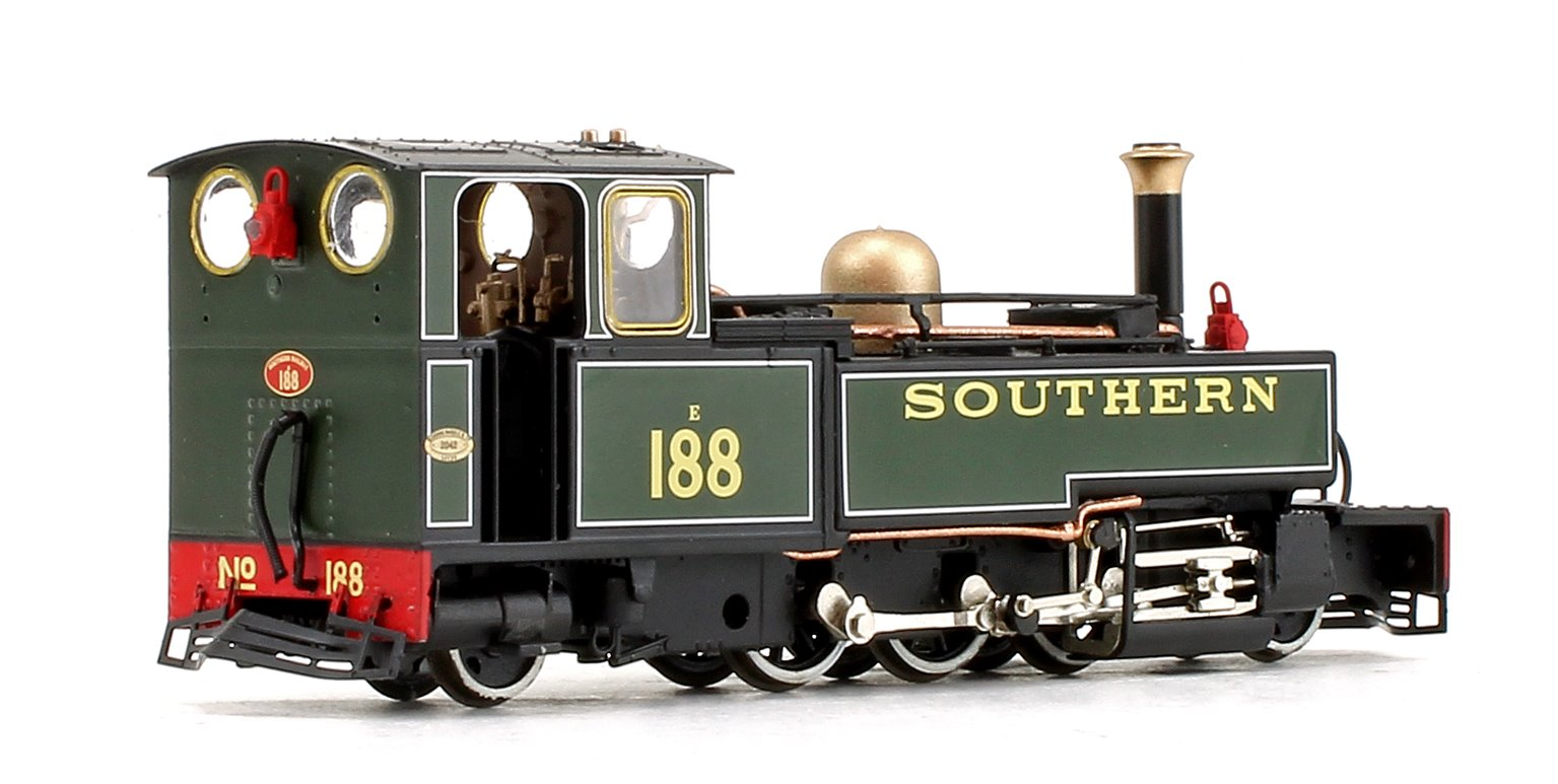 Lynton & Barnstaple 'Lew' 2-6-2 Tank Locomotive Southern Railway No. E188