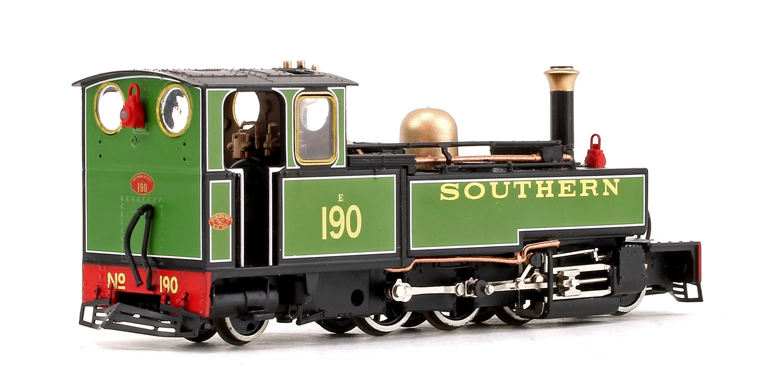 Lynton & Barnstaple 'LYD' 2-6-2 Tank Southern Railway Green (Preserved) Locomotive No.190