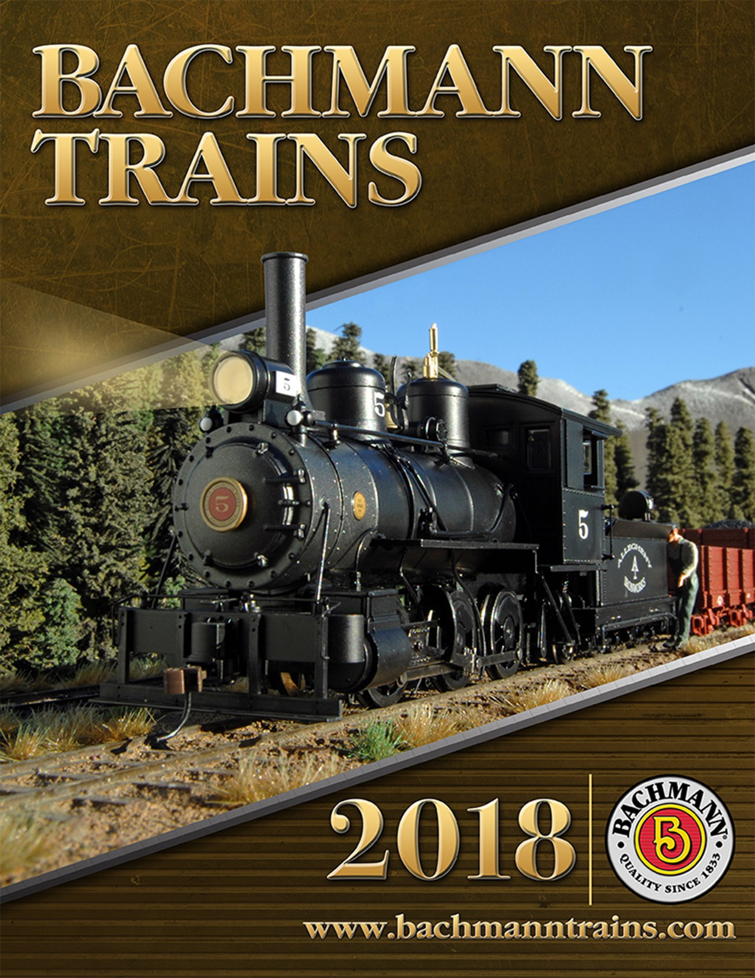 Bachmann USA Catalogue 2018
