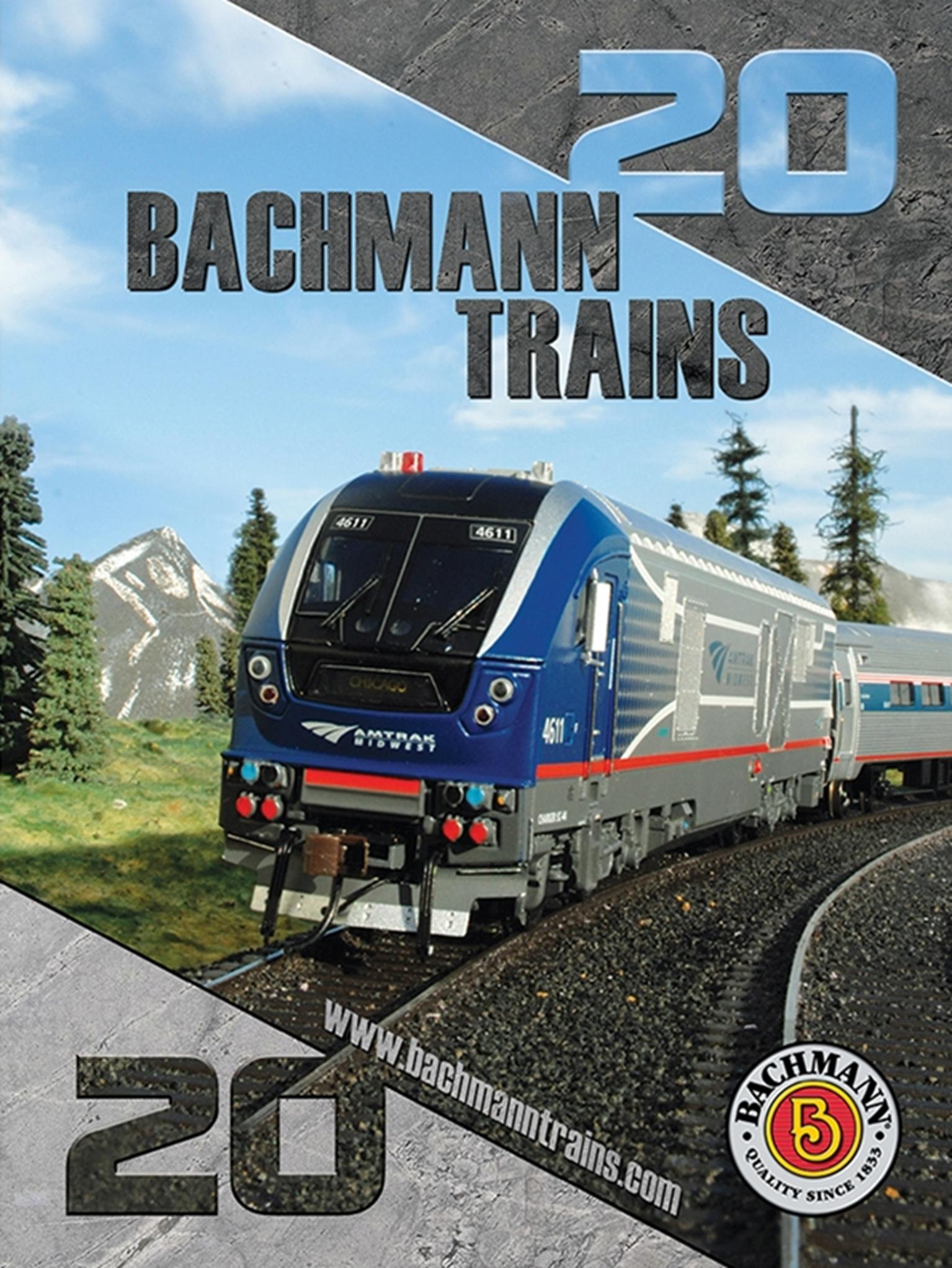 2020 Bachmann Trains Catalog (USA)