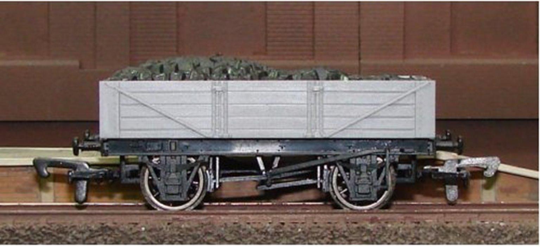 4 Plank Wagon (Unpainted)