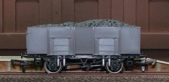20Ton Mineral Wagon (Unpainted)
