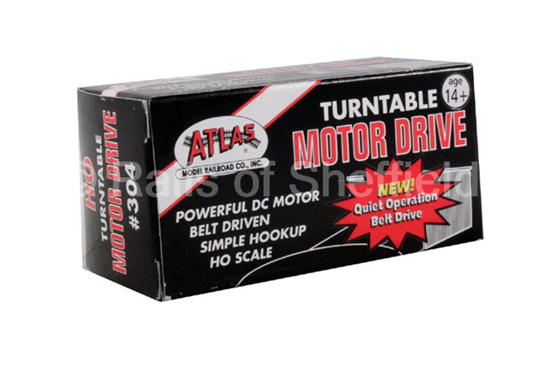 Atlas 304 HO Gauge Turntable Motor Drive