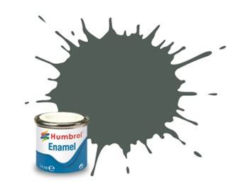 Humrbol 1 Grey Primer Matt - 14ml Enamel Paint