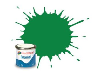 Emerald Gloss - 14ml Enamel Paint