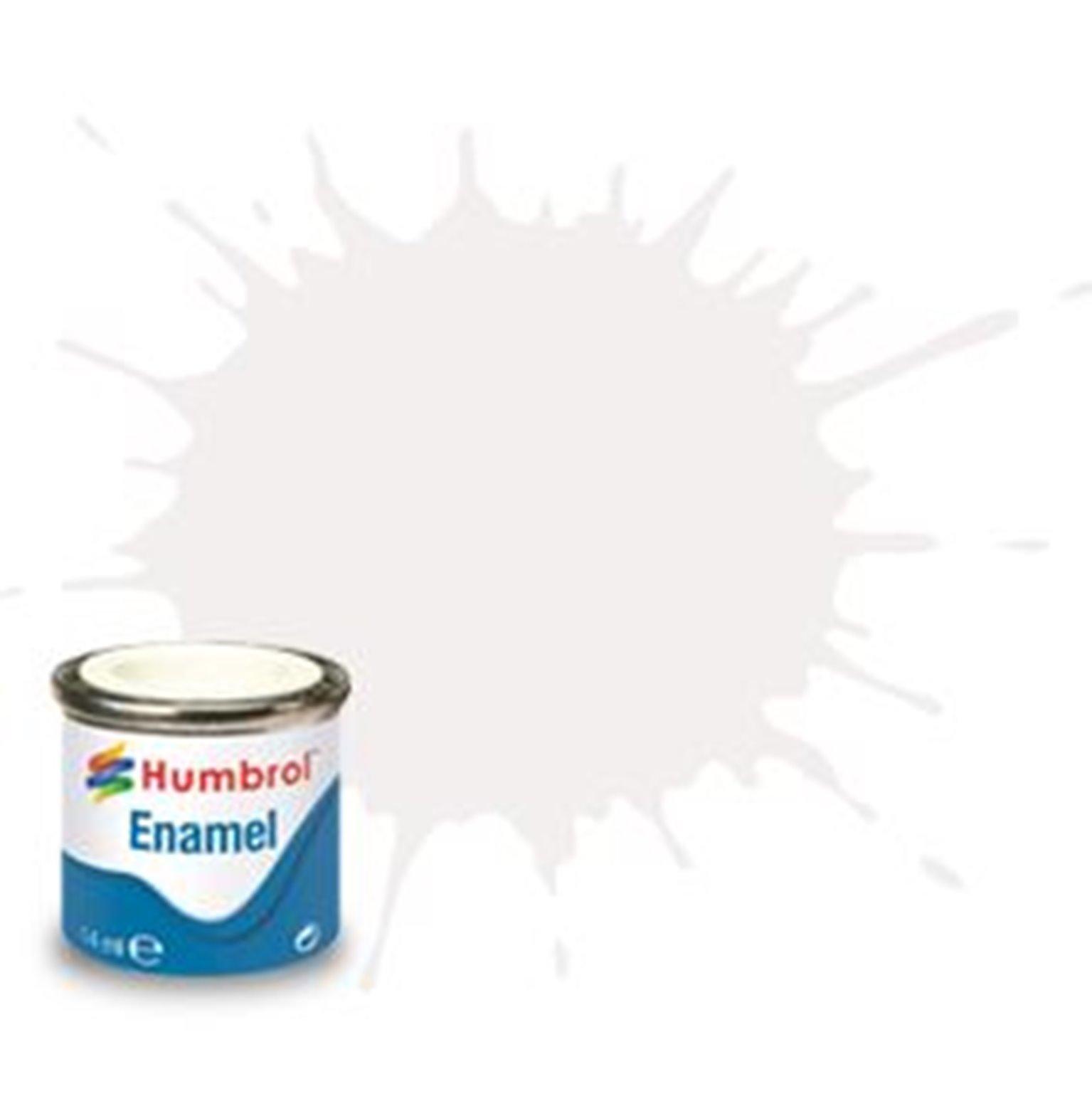 Humbrol 35 Varnish Gloss - 14ml Enamel Varnish