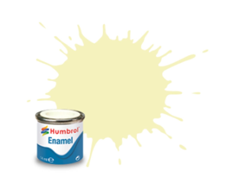 41 Ivory Gloss - 14ml Enamel Paint