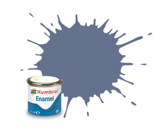 96 RAF Blue Matt - 14ml Enamel Paint