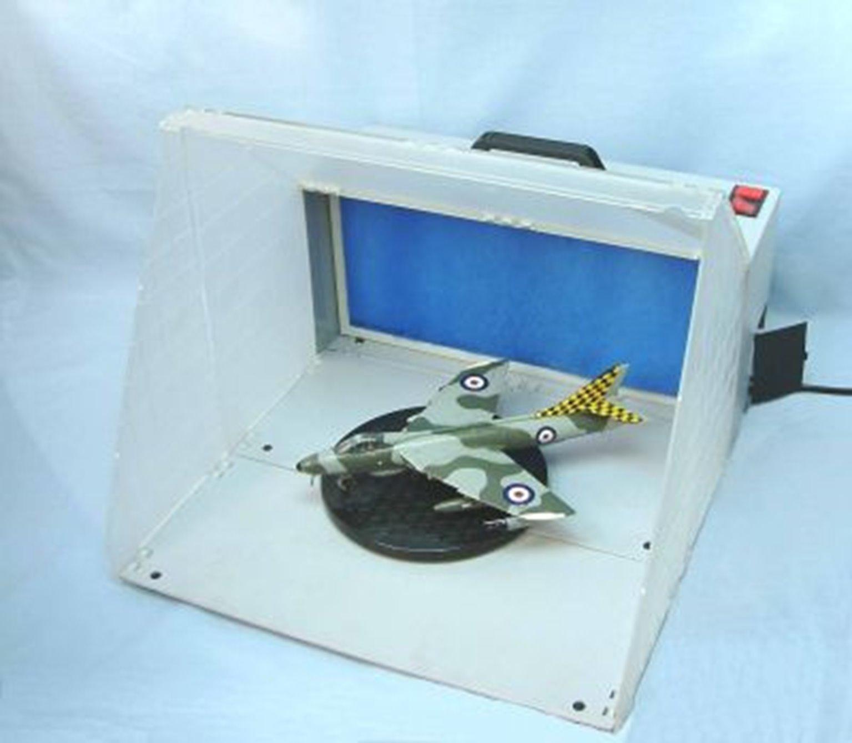 Portable Spray Booth