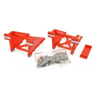 Rawie Friction Bufferstop - Standard - Twin Pack