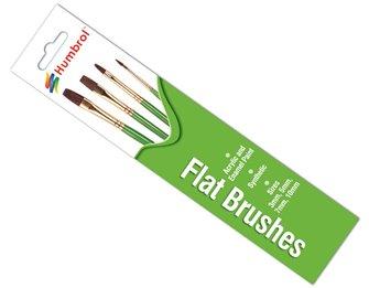 Flat Brush Pack