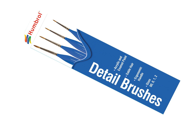 Detail Sable Brush Pack