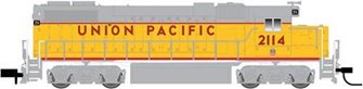 Atlas 40002304 Master GP38-2 Union Pacific 2114 (DCC-Fitted)