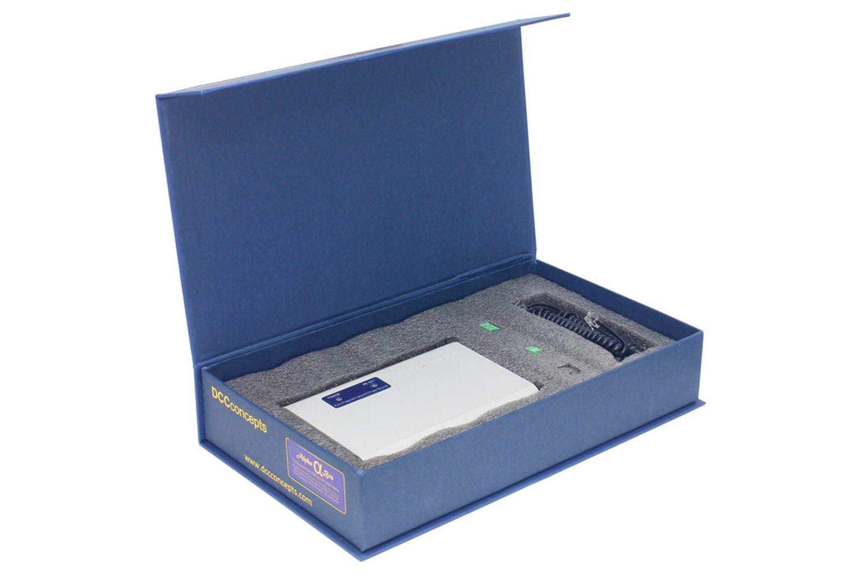 DCC Concepts DCP-AUX COBALT ALPHA Black Box Unit