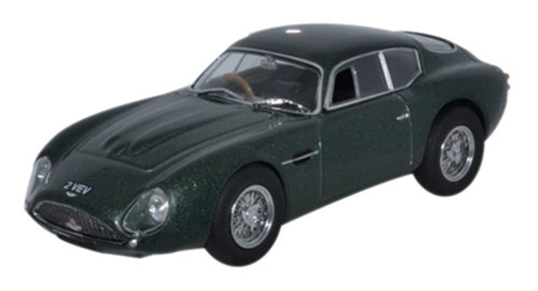 Aston Martin DB4GT Zagato 2 VEV Metallic Green