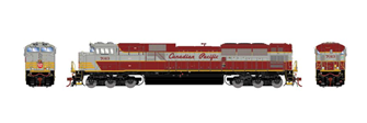 G2 SD70ACu Canadian Pacific CPR Diesel Locomotive #7013 (DCC Ready)