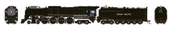 Union Pacific FEF-3 4-8-4 Steam Locomotive #844 DCC Sound