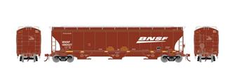 Trinity 3-Bay Hopper BNSF Wedge #480427