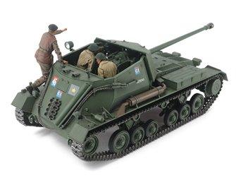 1/35 Military Miniature Series No.356 British Self-Propelled Anti-Tank Gun Archer